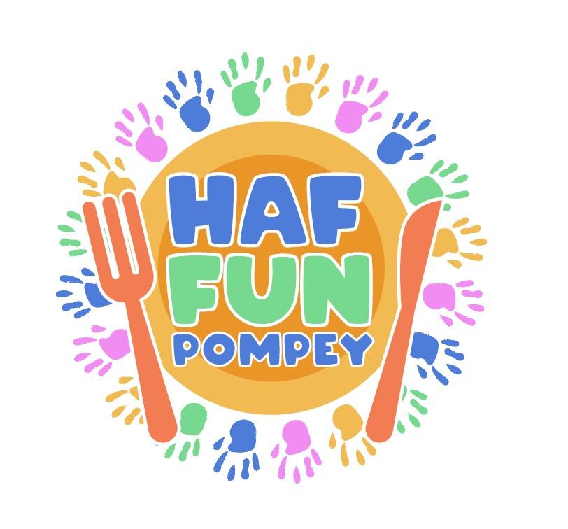 HAF Fun Pompey logo